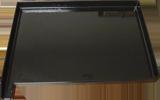 Plancha en fonte émaillée - émaillage culinaire et chauffage